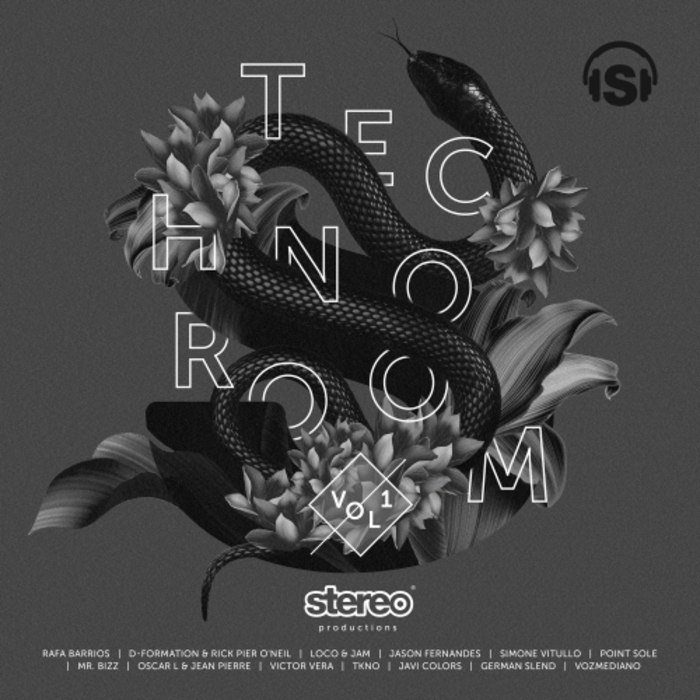 VARIOUS - Techno Room Vol 1