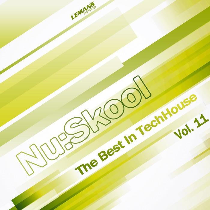 VARIOUS - Nu:Skool/The Best In Tech-House Vol 11