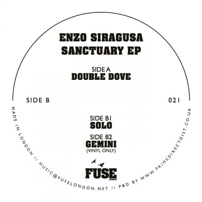ENZO SIRAGUSA - Sanctuary EP