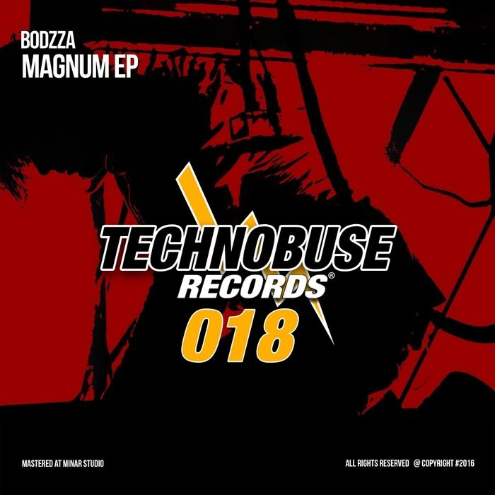 BODZZA - Magnum EP