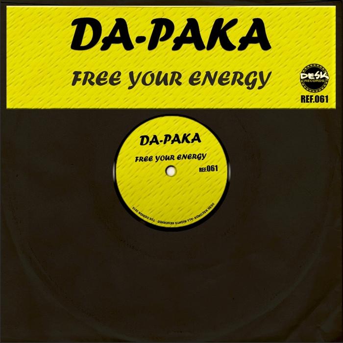 DA-PAKA - Free Your Energy