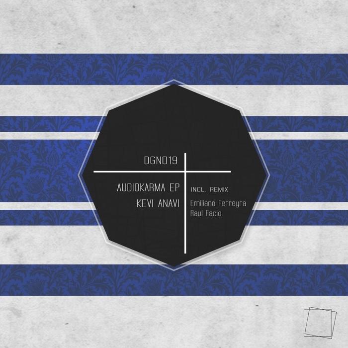 KEVI ANAVI - Audiokarma EP