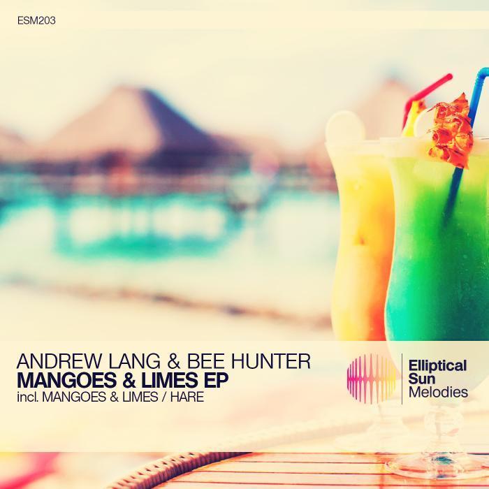 ANDREW LANG/BEE HUNTER - Mangoes & Limes EP