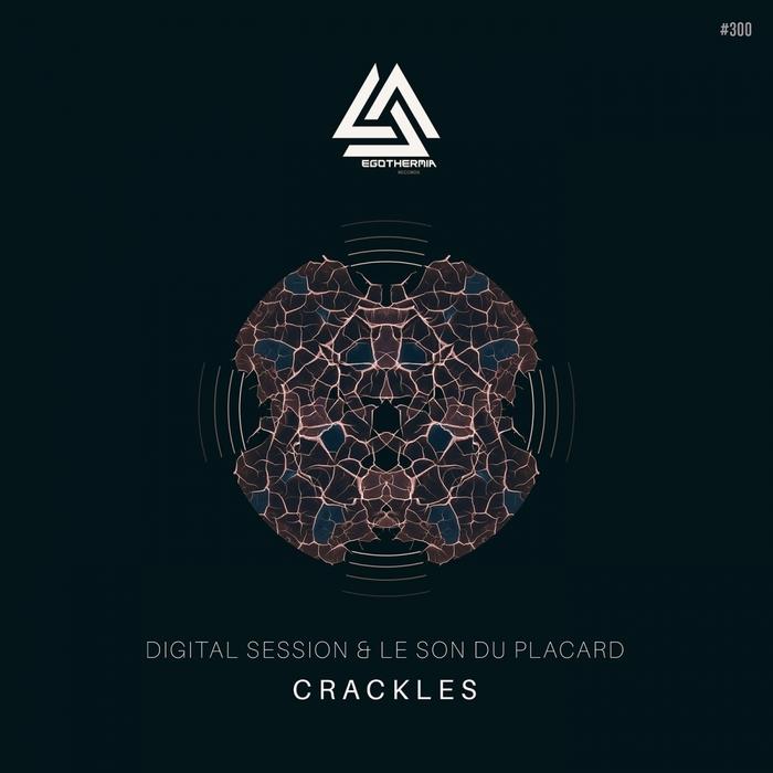 DIGITAL SESSION/LE SON DU PLACARD - Crackles