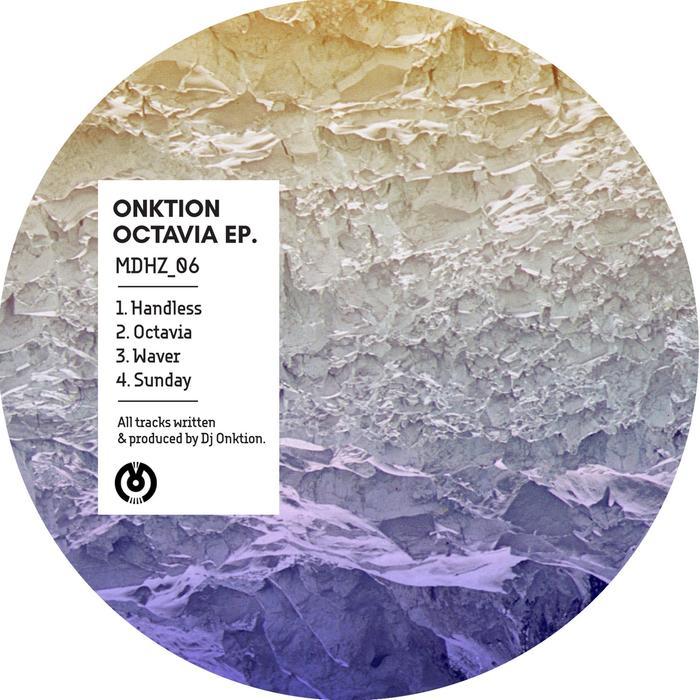 DJ ONKTION - Octavia EP