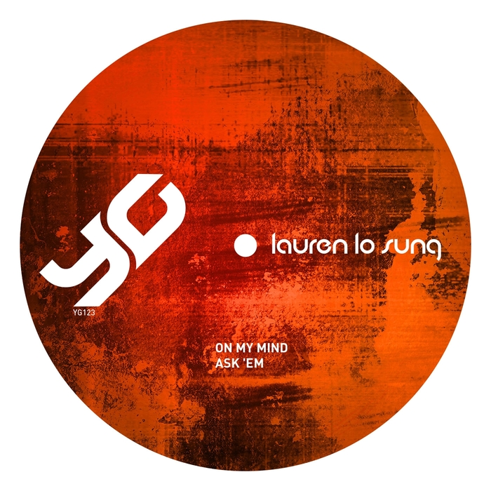 LAUREN LO SUNG - On My Mind EP