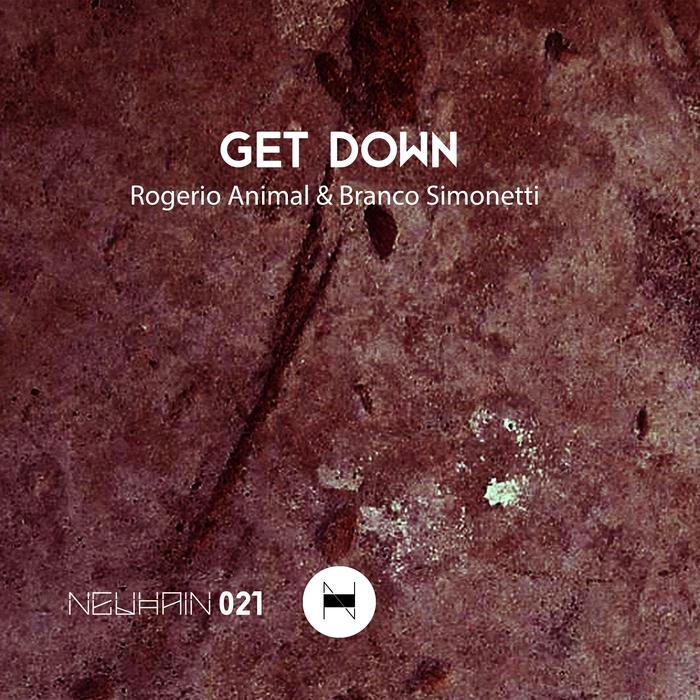 ROGERIO ANIMAL/BRANCO SIMONETTI - Get Down