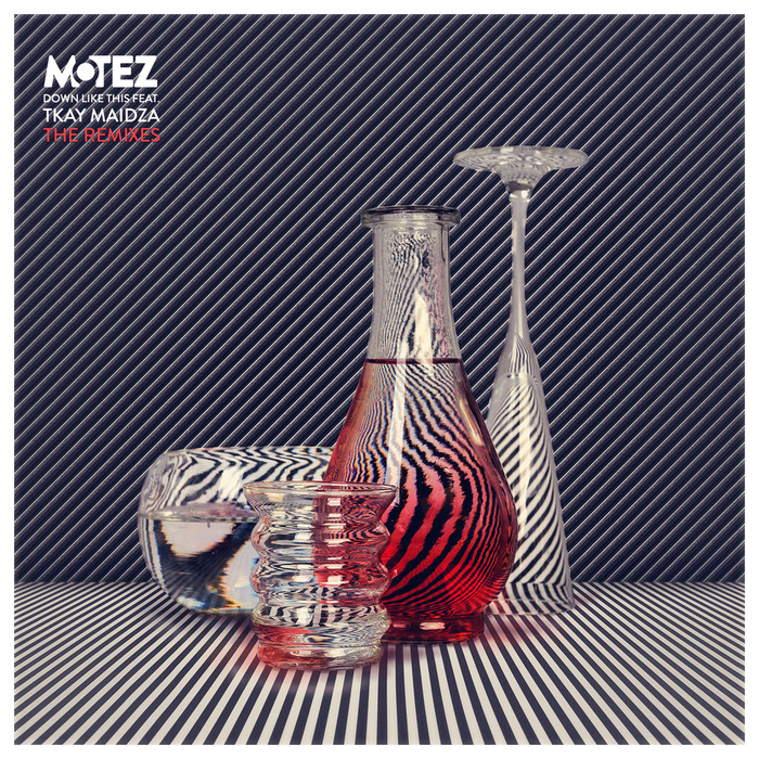 MOTEZ - Down Like This (feat Tkay Maidza) (Remixes)