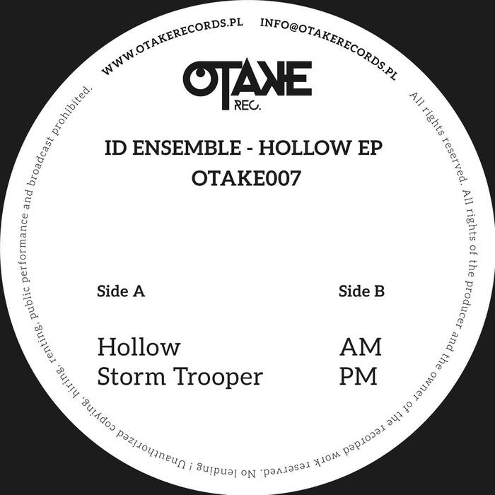 ID ENSEMBLE - Hollow EP