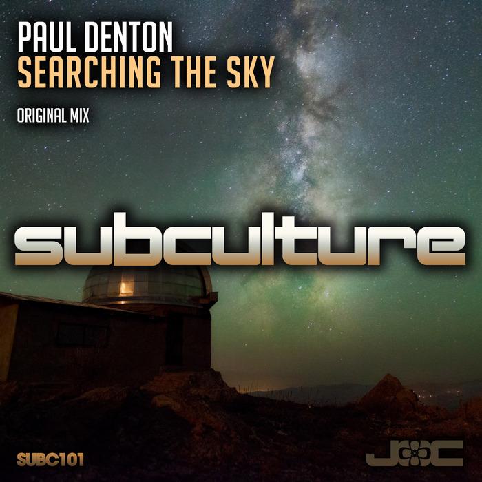 PAUL DENTON - Searching The Sky