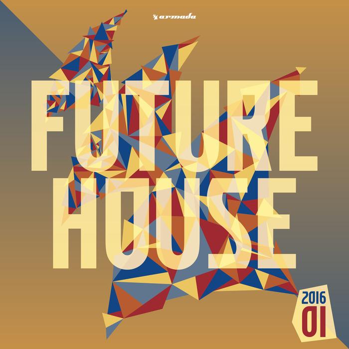 VARIOUS - Future House 2016-01 - Armada Music
