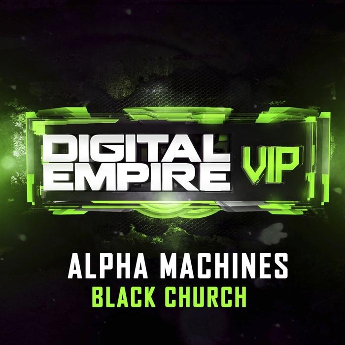 ALPHA MACHINES - Black Church