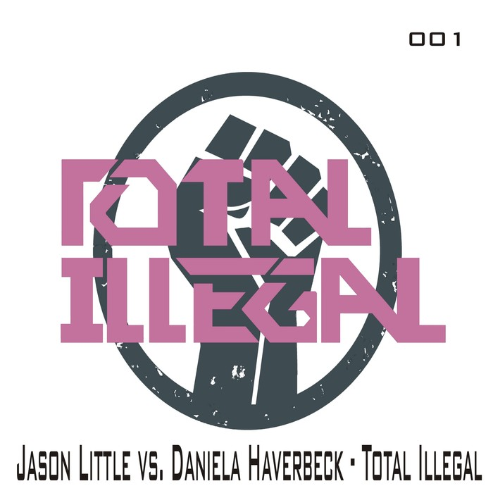 JASON LITTLE - Total Illegal