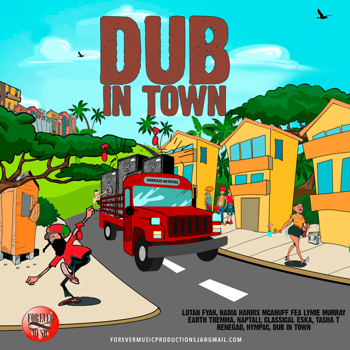 VARIOUS - Dub In Town