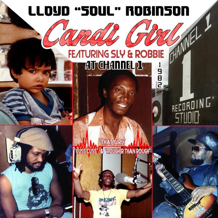 LLOYD ROBINSON feat SLY/ROBBIE - Candi Girl