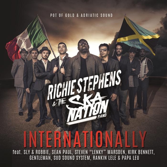 RICHIE STEPHENS & THE SKA NATION BAND - Internationally
