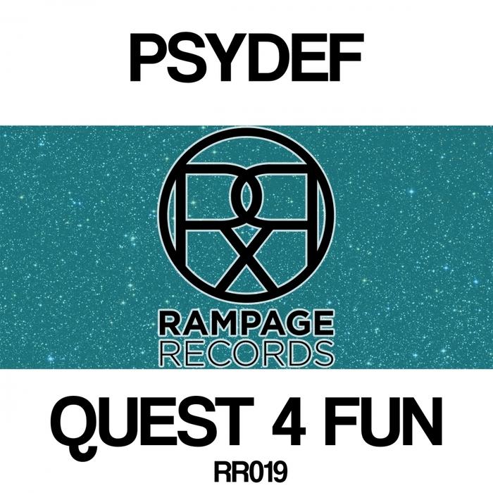 PSYDEF - Quest 4 Fun