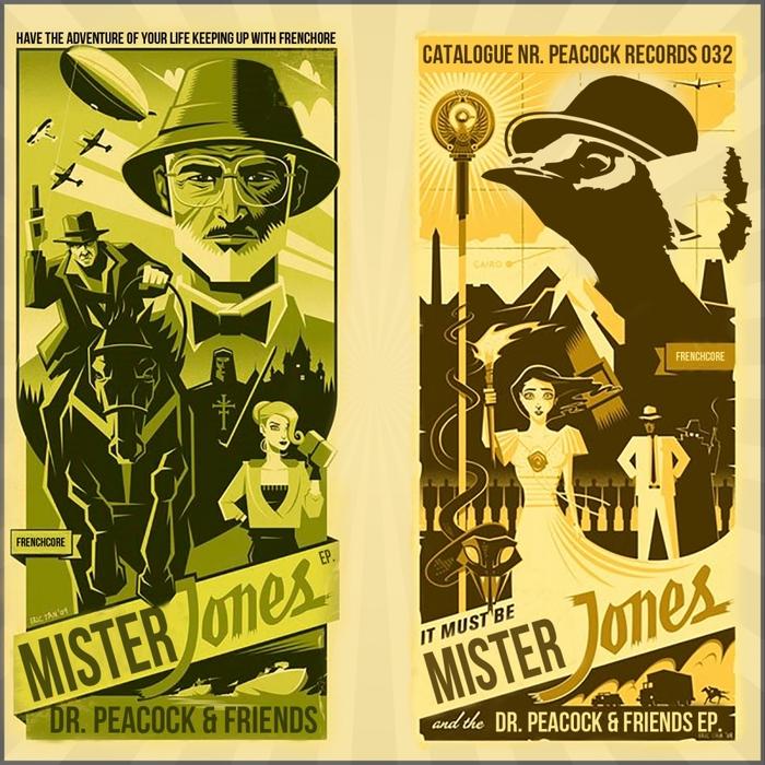 DR PEACOCK vs THE MASTERY - Mr Jones