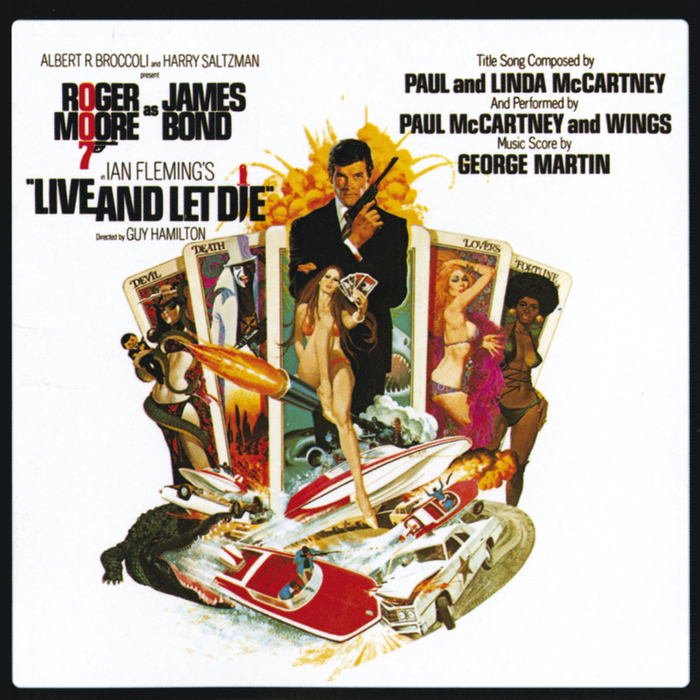 GEORGE MARTIN/VARIOUS - Live And Let Die (Original Motion Picture Soundtrack/Expanded Edition/Remastered)