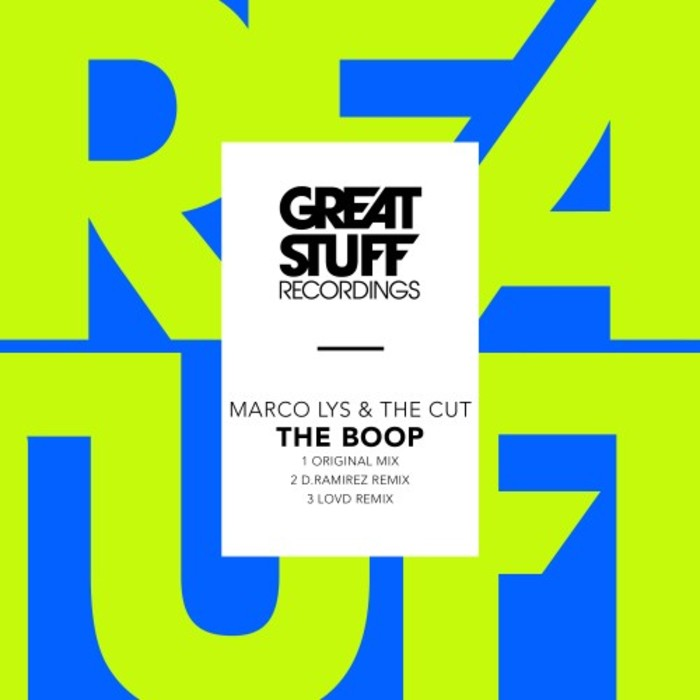 MARCO LYS/THE CUT - The Boop