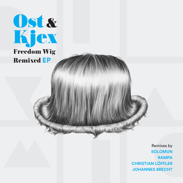 OST & KJEX - Freedom Wig Remixed EP