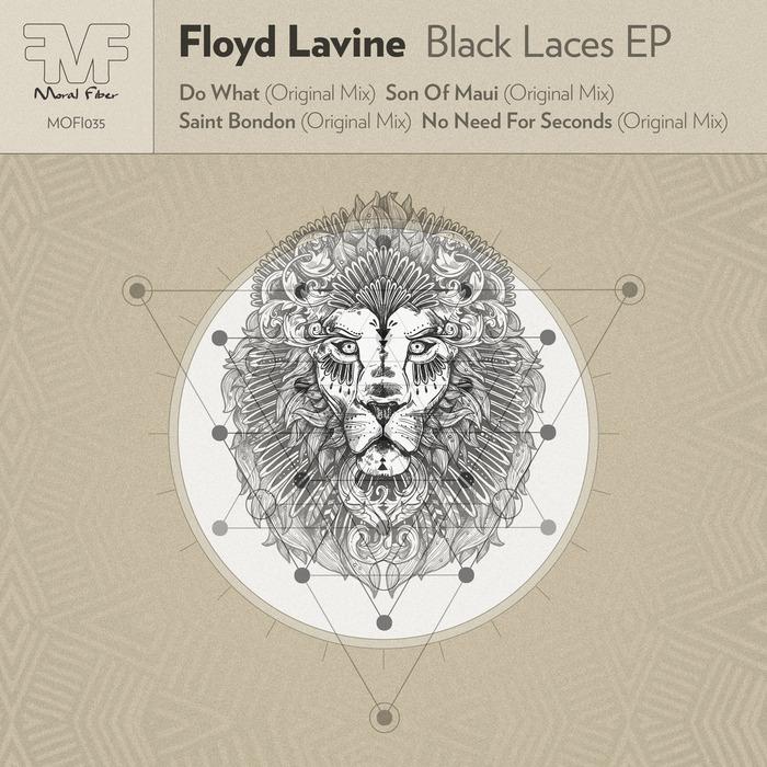 FLOYD LAVINE - Black Laces EP
