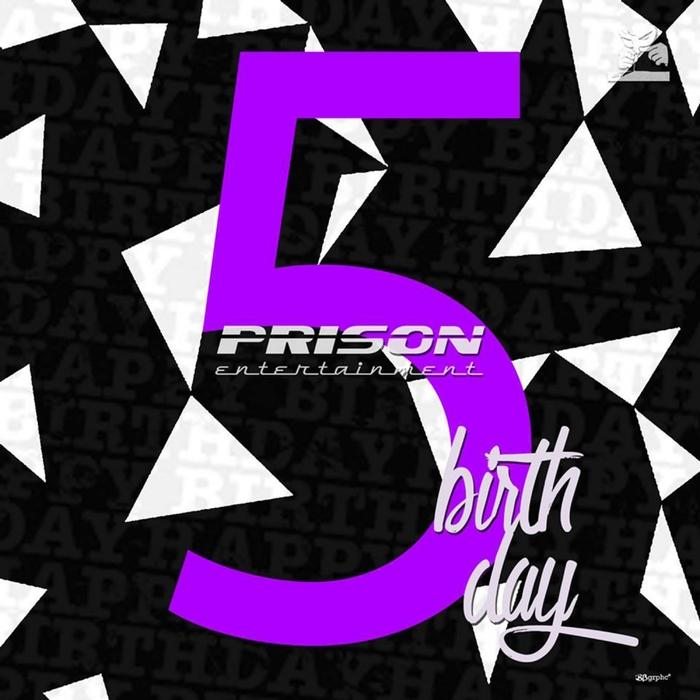 VARIOUS - Prison 5th Birthday