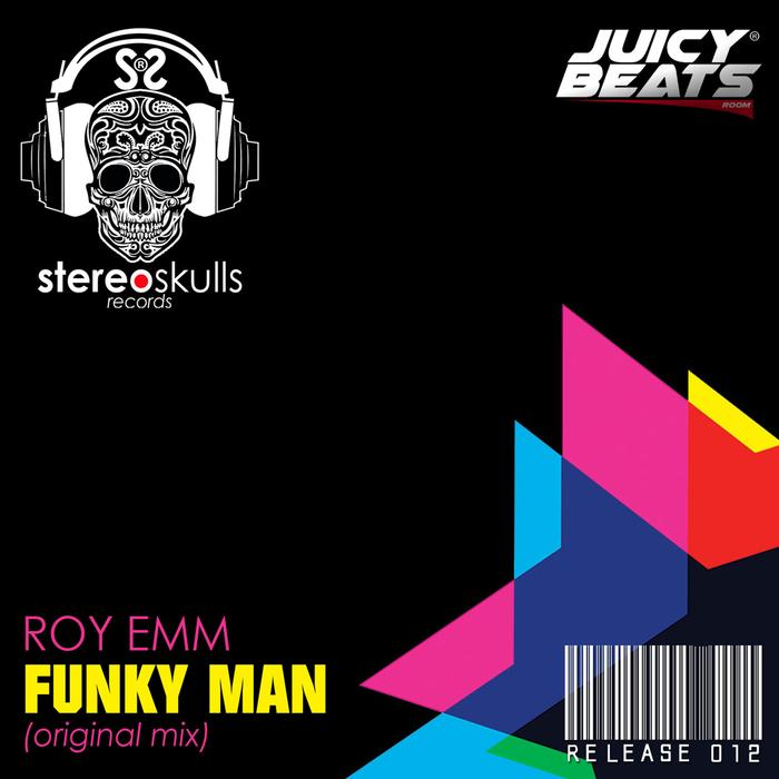 ROY EMM - Funky Man Part One