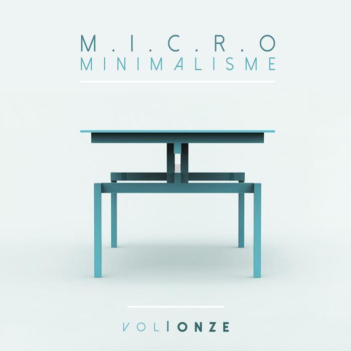 VARIOUS - Micro Minimalisme Vol Onze
