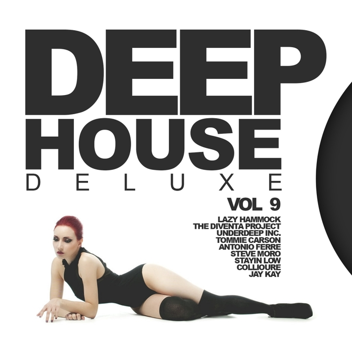 VARIOUS - Deep House Deluxe Vol 9