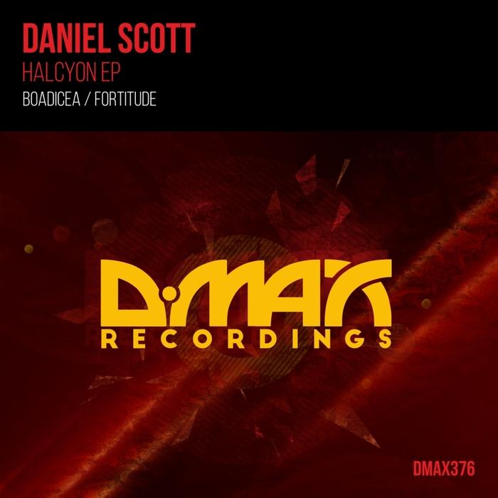 DANIEL SCOTT - Halcyon EP