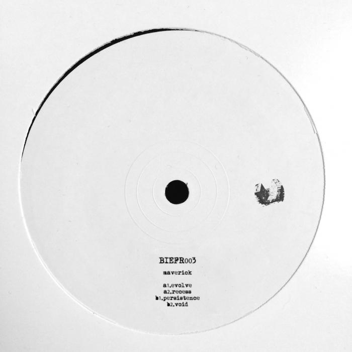 SIMON MAVERICK - Evolve EP