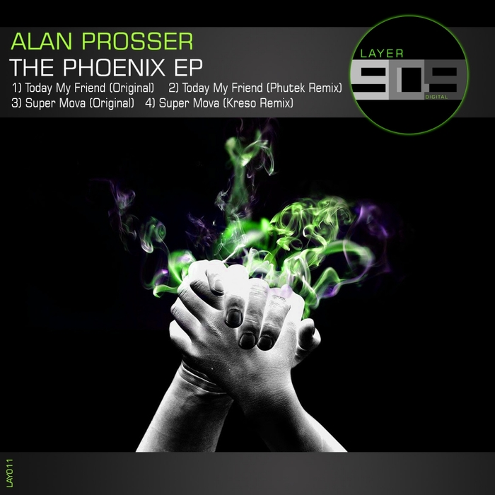 ALAN PROSSER - Phoenix EP