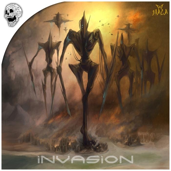 DJ MACA ATOMIX - Invasion