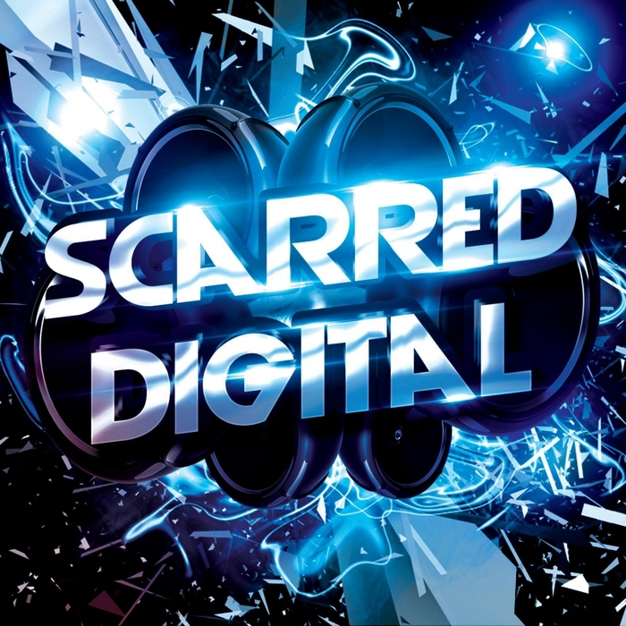 VARIOUS - Scarred Digital Album