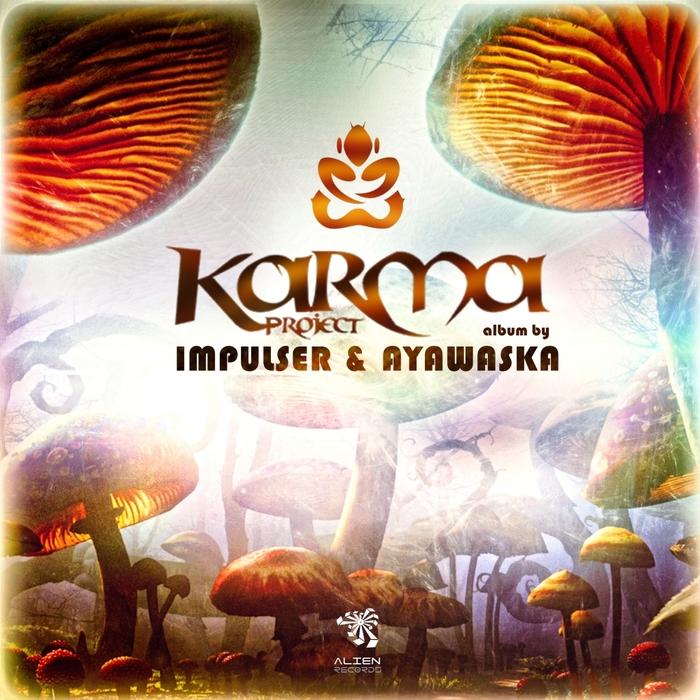IMPULSER/AYAWASKA - Karma Project