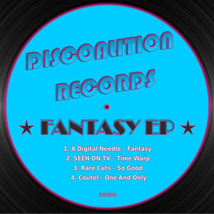 A DIGITAL NEEDLE/SEEN ON TV/RARE CUTS/COUTEL - Fantasy EP