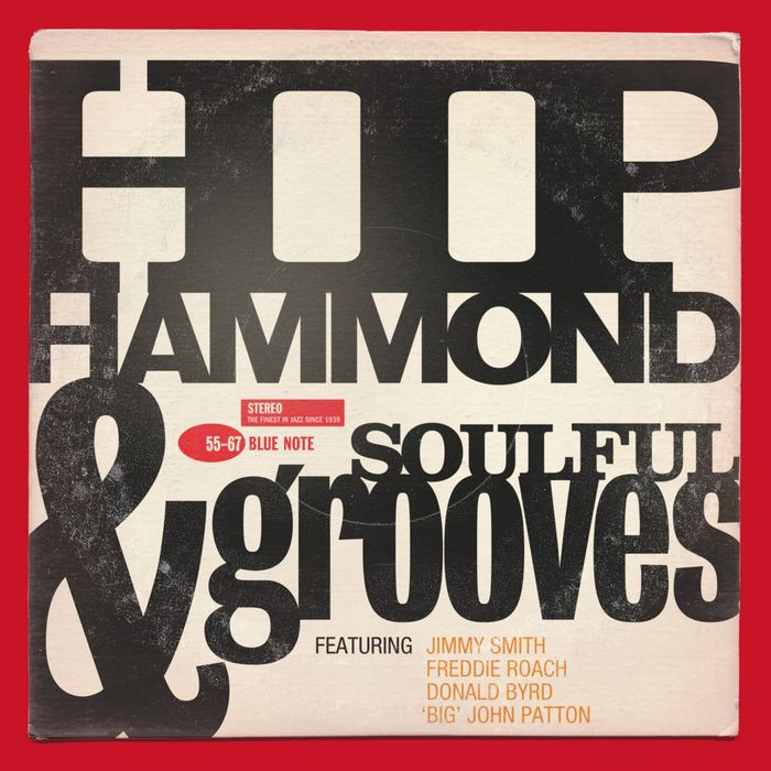 VARIOUS - Hip Hammond And Soulful Grooves