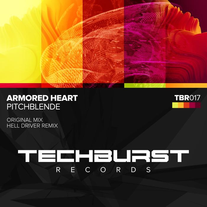 ARMORED HEART - Pitchblende