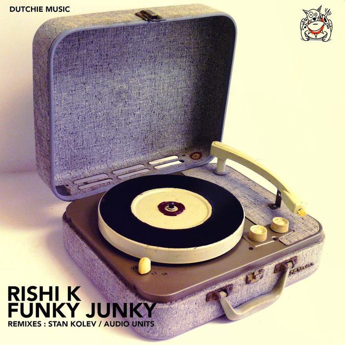 RISHI K - Funky Junky