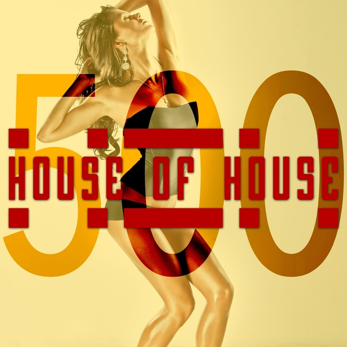 VARIOUS - House Of House (500th)