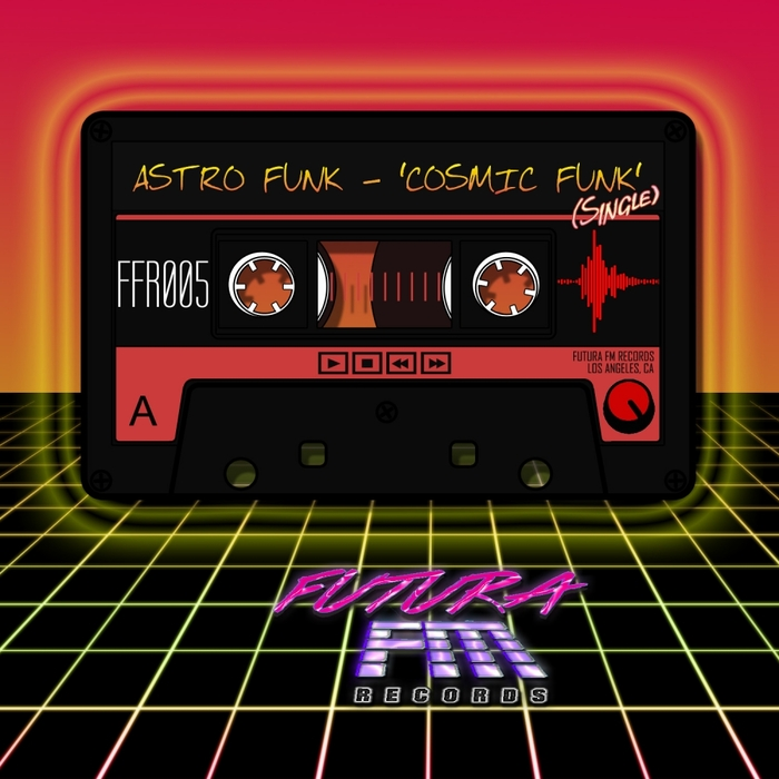 ASTRO FUNK - Cosmic Funk