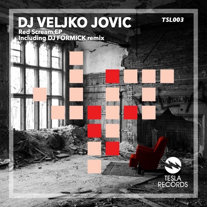 DJ VELJKO JOVIC - Red Scream