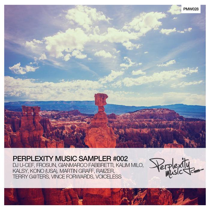 ORSA/VARIOUS - Perplexity Music Sampler #002 (unmixed tracks)