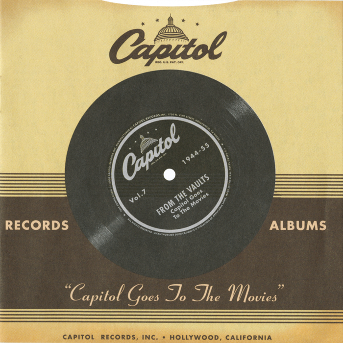 VARIOUS - Capitol Records From The Vaults: