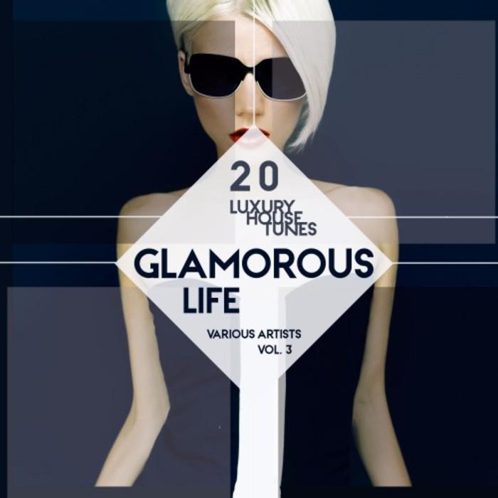 VARIOUS - Glamorous Life Vol 3 (20 Luxury House Tunes)