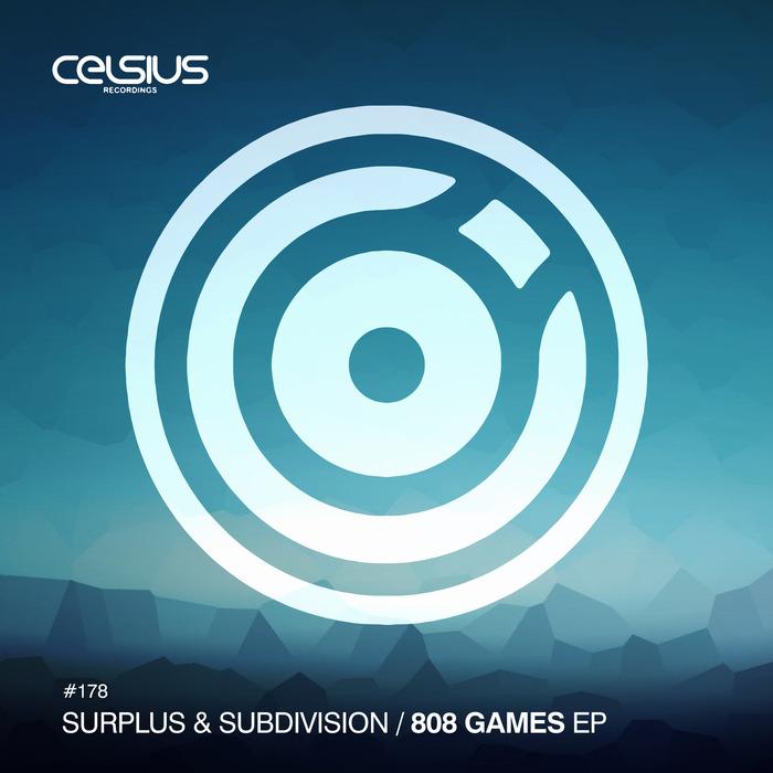 SURPLUS/SUBDIVISION - 808 Games EP