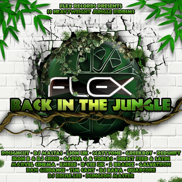 VARIOUS - Back In The Jungle (Explicit)