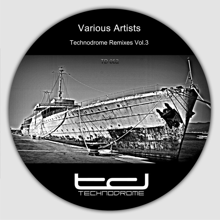 DJ OGI/ATZE TON/ELEVEN'S11/DJ SCALE RIPPER - Technodrome Remixes Vol 3