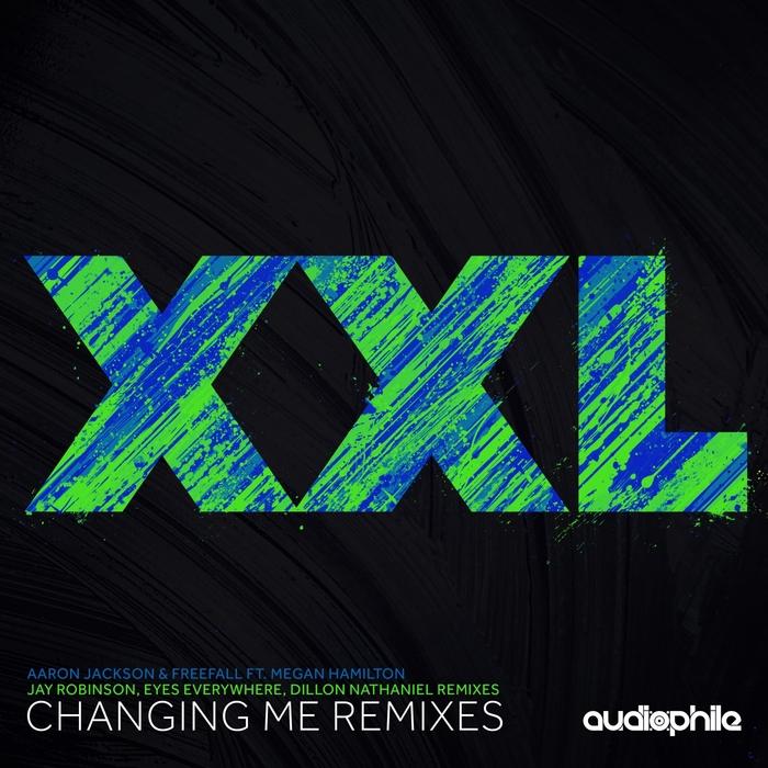 AARON JACKSON/FREEFALL feat MEGAN HAMILTON - Changing Me Remixes